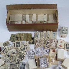 Cajas de Cerillas: GRAN COLECCIÓN DE CIENTOS DE CAJAS DE CERILLAS ANTIGUAS, FOTOTIPIAS. VER FOTOS ANEXAS.. Lote 139967574