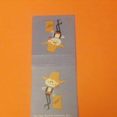 Cajas de Cerillas: CARTERITA CERILLAS - SUPERFOSFATO DE CAL. Lote 140438397