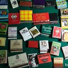 Cajas de Cerillas: LOTE CAJAS DE CERILLAS VINTAGE VER FOTOS VER FOTOS. Lote 140815938