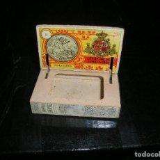 Cajas de Cerillas: CAJA DE CERILLAS GREMIO DE FABRICANTES ENRIQUE RAMÍREZ. Lote 141391762