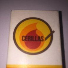 Cajas de Cerillas: CAJA CERILLAS FOSFORERA ESPAÑOLA. Lote 141483956