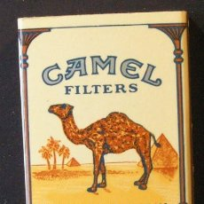 Cajas de Cerillas: CAMEL - CAJA DE CERILLAS CON FOSFOROS. Lote 143393246
