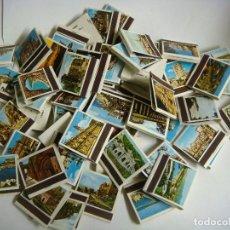 Cajas de Cerillas: CAJAS DE CERILLAS COLECCION DE 60 CAJAS VISTAS DE ESPAÑA (#). Lote 144659854