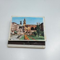 Cajas de Cerillas: CAJA DE CERILLAS VITORIA PLAZA DE LA VIRGEN BLANCA Nº 25 ALAVA. TDKP13. Lote 144914378