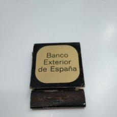 Cajas de Cerillas: CAJA DE CERILLAS BANCO EXTERIOR DE ESPAÑA. TDKP13. Lote 144916086