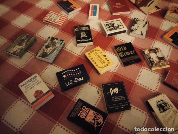 Cajas de Cerillas: Lote de 23 cajas de cerillas. - Foto 2 - 146791602