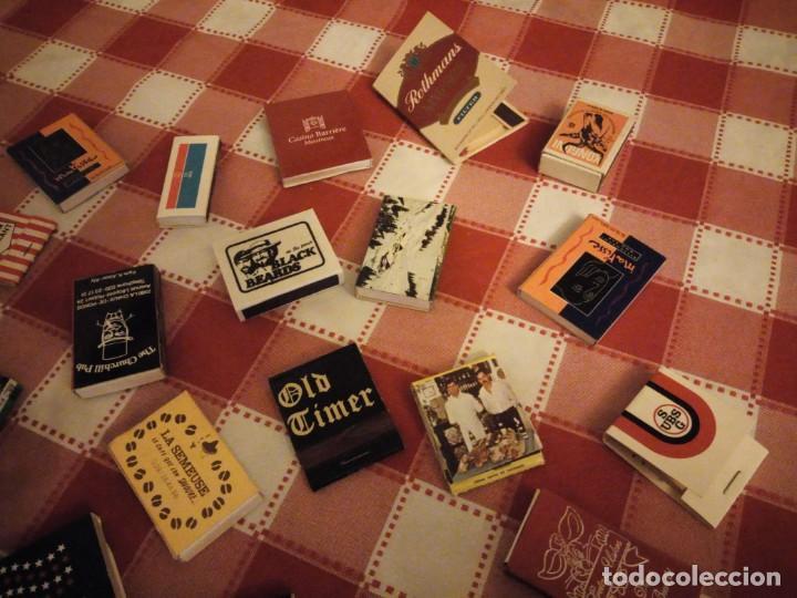 Cajas de Cerillas: Lote de 23 cajas de cerillas. - Foto 3 - 146791602