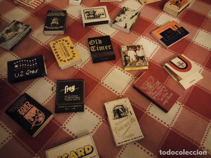 Cajas de Cerillas: Lote de 23 cajas de cerillas. - Foto 4 - 146791602