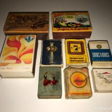 Cajas de Cerillas: LOTE CAJAS DE CERILLAS. Lote 147018678