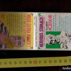 Cajas de Cerillas: PRECIOSA Y MUY RARA CAJA DE CERILLAS MIDE 20 CMS ABIERTA LA DE FOTOS VER TODOS MIS LOTES DE CERILLA. Lote 147299198