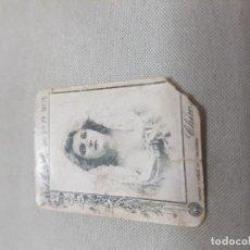 Cajas de Cerillas: ETIQUETAS DE CAJA DE CERILLAS PRINCIPIOS SIGLO XX DE LOS HERMANOS SAMSOT Y MISSE. Lote 147736174