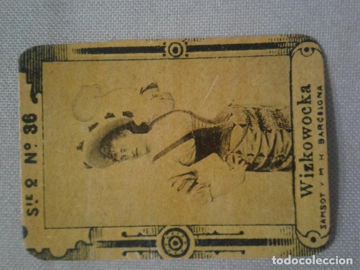 RECORTES DE ILUSTRACIONES DE CAJAS DE CERILLAS PRINCIPIOS SIGLO XX 1920 ACTRICES CABARET Y TEATRO (Coleccionismo - Objetos para Fumar - Cajas de Cerillas)