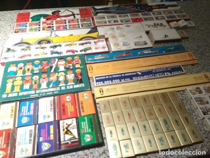 COLECCION DE CERILLAS AÑOS 60-70-80 - 1300 CAJETILLAS APROXIMADAMENTE (Coleccionismo - Objetos para Fumar - Cajas de Cerillas)