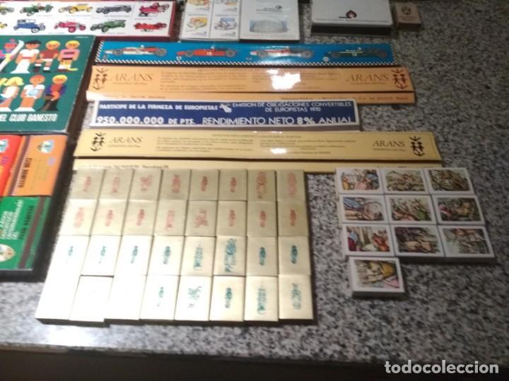Cajas de Cerillas: Coleccion de cerillas años 60-70-80 - 1300 cajetillas aproximadamente - Foto 5 - 147780114
