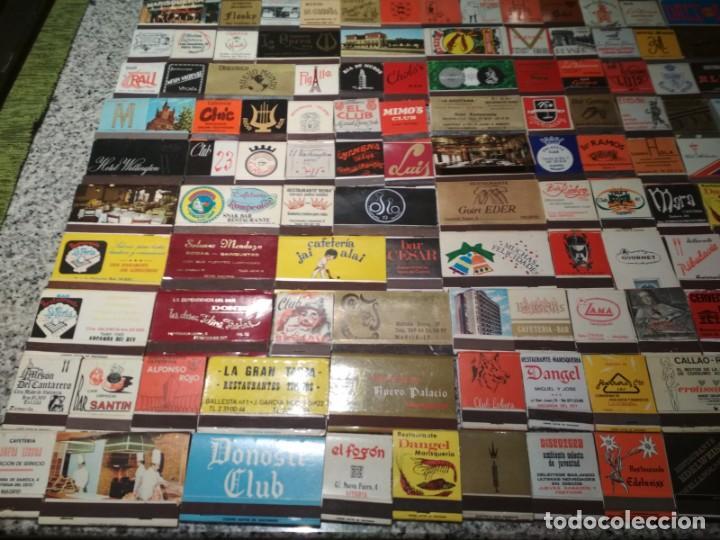 Cajas de Cerillas: Coleccion de cerillas años 60-70-80 - 1300 cajetillas aproximadamente - Foto 12 - 147780114