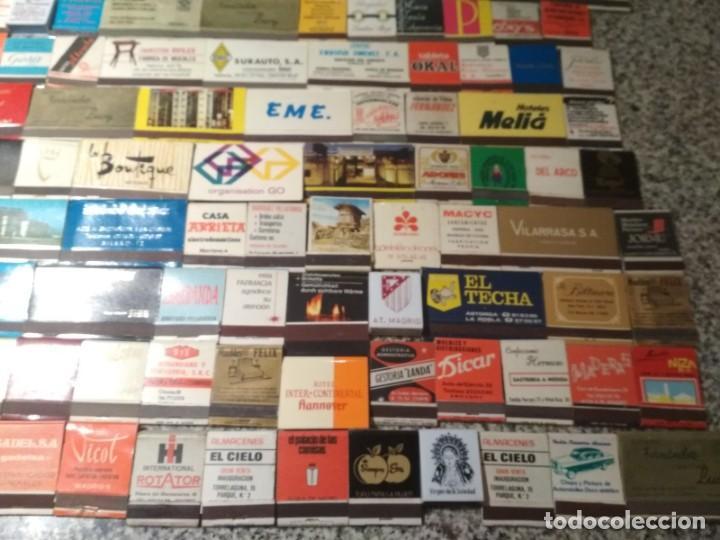 Cajas de Cerillas: Coleccion de cerillas años 60-70-80 - 1300 cajetillas aproximadamente - Foto 15 - 147780114