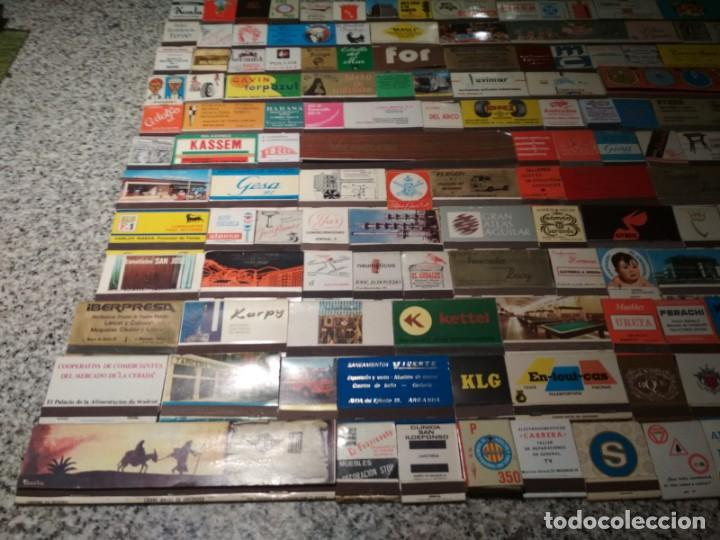 Cajas de Cerillas: Coleccion de cerillas años 60-70-80 - 1300 cajetillas aproximadamente - Foto 16 - 147780114