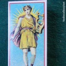 Cajas de Cerillas: CAJA DE CERILLAS FOSFOROS REPRODUCIÓN ETIQUETA SIGLO XIX BIEN CONSERVADA. Lote 151354614