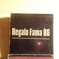 Cajas de Cerillas: CAJA DE CERILLAS - RESTAURANTE LA ESTRELLA - PEPE - ESTRELLA, 6 Y 8 - MADRID - COMPLETA. Lote 151463626