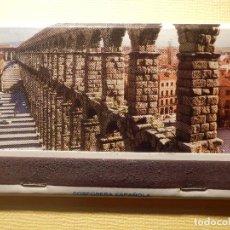 Cajas de Cerillas: CAJA DE CERILLAS - SEGOVIA - LUZ DE CASTILLA - ACUEDUCTO ROMANO - 40 FÓSFOROS - COMPLETA. Lote 151463746