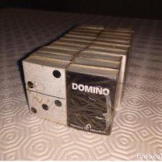 Cajas de Cerillas: FOSFOROS CERILLAS DOMINO. BLISTER PRECINTADO CON 20 CAJAS. FOSFOROS DEL PIRINEO S.A. . Lote 151594718