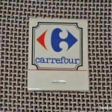 Cajas de Cerillas: CAJA CERILLAS COMPLETA CARREFOUR. Lote 152328274