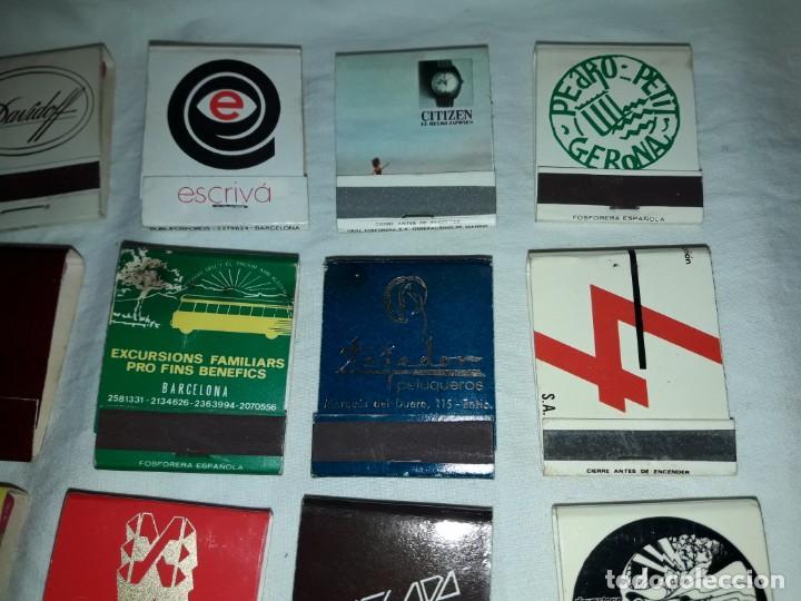 Cajas de Cerillas: Lote de 20 cajas de cerillas publicidad - Foto 3 - 152364350