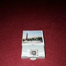 Cajas de Cerillas: CAJA DE CERILLAS ITALIAN SCENEIRES COLORED SERIES SIN ABRIR. Lote 153880349