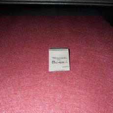 Cajas de Cerillas: CAJA DE CERILLAS TORRE DE BABEL. Lote 153880522