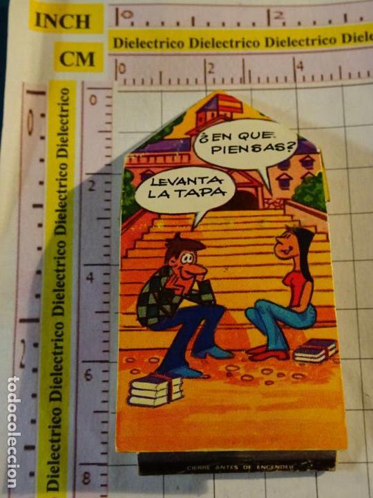 Cajas de Cerillas: CAJA CAJETILLA DE CERILLAS DE COCHES MOTOS. GAC MOTO MOBYLETTE - Foto 2 - 154445698