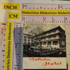 Cajas de Cerillas: CAJA CAJETILLA DE CERILLAS DE BEBIDAS. HOTEL BOLTAÑA, HUESCA. Lote 154446014
