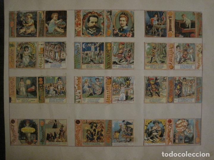 Cajas de Cerillas: CAJAS DE CERILLAS PEGADAS A HOJA-DELLACHA-MONCALIERI-TORINO-VER FOTOS-(CARPB-49) - Foto 10 - 155144438