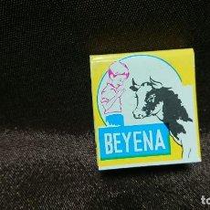 Cajas de Cerillas: CAJA DE CERILLAS PUBLICIDAD LECHE BEYENA - BILBAO. Lote 155304694