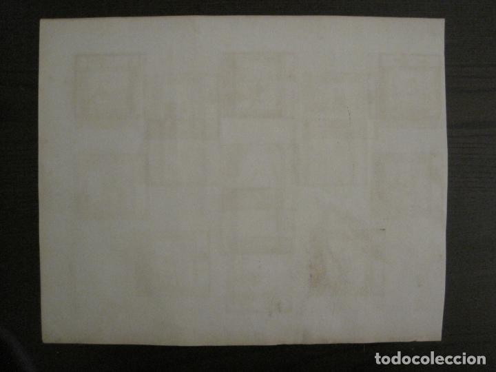 Cajas de Cerillas: CAJAS DE CERILLAS PEGADAS A HOJA-ESPAÑA-M.F. CABRERA SEVILLA & LIZARBE TARAZONA-VER FOTOS-(CARPB-57) - Foto 16 - 155667406