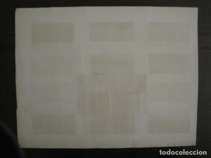 Cajas de Cerillas: CAJAS DE CERILLAS PEGADAS A HOJA-ESPAÑA-GARAY Y ARREGUI-OÑATE-VER FOTOS-(CARPB-59) - Foto 15 - 155668726