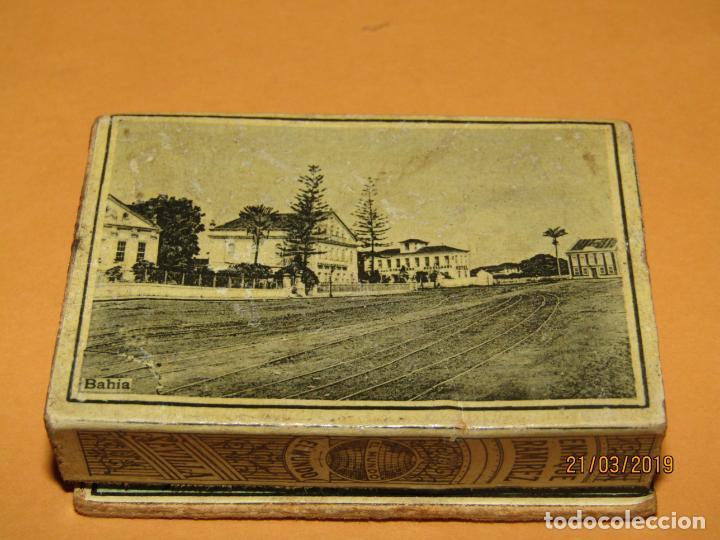 Cajas de Cerillas: Antigüa Caja Cerillas Siglo XIX. ENRIQUE RAMÍREZ Sevilla Gremio de Fabricantes de Fosforos de España - Foto 5 - 156275442