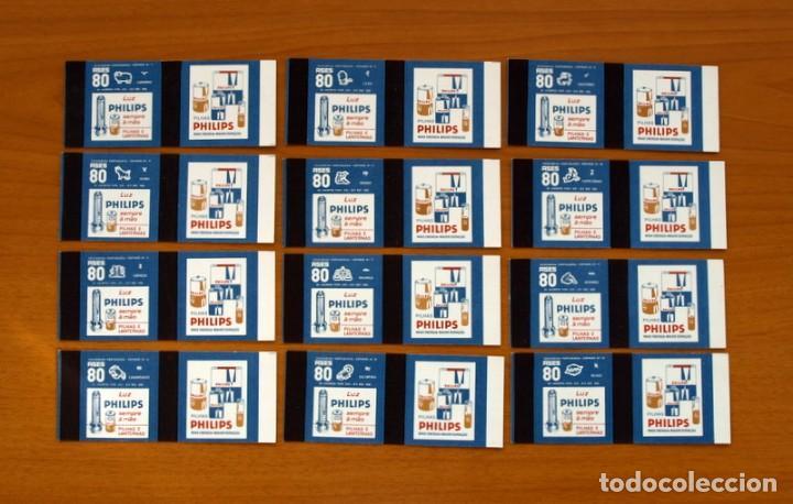HORÓSCOPOS PHILIPS - COLECCIÓN COMPLETA, 12 CAJAS DE CERILLAS DE PORTUGAL-PORTUGUESAS (Coleccionismo - Objetos para Fumar - Cajas de Cerillas)