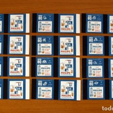 Cajas de Cerillas: HORÓSCOPOS PHILIPS - COLECCIÓN COMPLETA, 12 CAJAS DE CERILLAS DE PORTUGAL-PORTUGUESAS . Lote 156800470