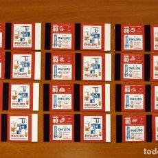 Cajas de Cerillas: HORÓSCOPOS PHILIPS - COLECCIÓN COMPLETA, 12 CAJAS DE CERILLAS DE PORTUGAL-PORTUGUESAS . Lote 156800486