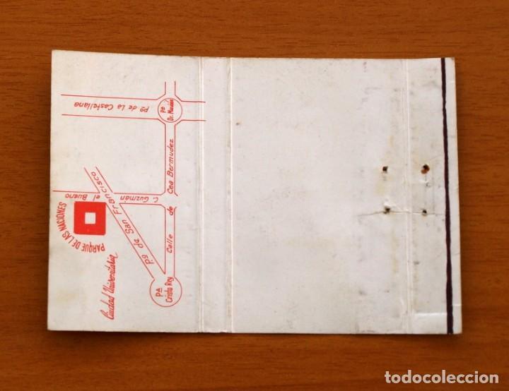 Cajas de Cerillas: Conjunto Inmobiliario, Parque de las Naciones - Carteríta de cerillas - General Fosforeras - Foto 2 - 156822118