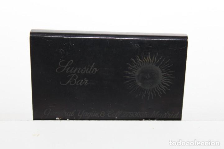 Cajas de Cerillas: ANTIGUA CAJA DE CERILLAS CLUB SUNSET - PEDIDO MINIMO 5€ - Foto 2 - 156822478