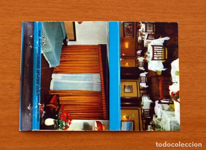 HOTEL CASA CURRO, MÁLAGA - CARTERÍTA DE CERILLAS - GENERAL FOSFORERAS (Coleccionismo - Objetos para Fumar - Cajas de Cerillas)