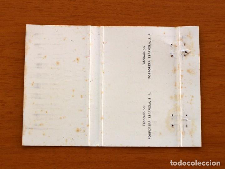 Cajas de Cerillas: Falla Quart I Palomar, Els Centenaris - Carteríta de cerillas - General Fosforeras - Foto 2 - 156823090