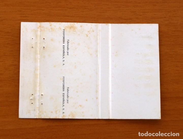Cajas de Cerillas: Boda, enlace de Cebria y Miralles, 29-04-1978 - Carteríta de cerillas - General Fosforeras - Foto 2 - 156823922