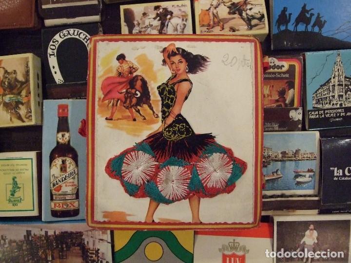 Cajas de Cerillas: COLECCION DE 93 CAJAS DE CERILLAS LLENAS AÑOS 50 60 Y 70 - MUY BUEN ESTADO MALLORCA - Foto 10 - 157444702