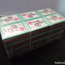 Cajas de Cerillas: LOTE DE 24 CAJAS GRANDES DE CERILLAS. DE MADERA. GALARIM.. Lote 157741694