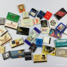 Cajas de Cerillas: CAJAS DE CERILLAS ANTIGUAS. Lote 157843690