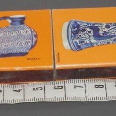 Cajas de Cerillas: LOTE DE CAJAS CERILLAS ANTIGUAS. Lote 157886402