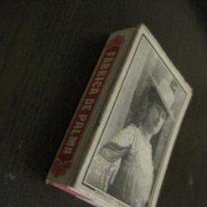 Cajas de Cerillas: CAJA DE CERILLAS-FABRICA DE PALMA-HACIENDA PUBLICA-ANTIGUA-VER FOTOS-(V-16.278). Lote 158747338