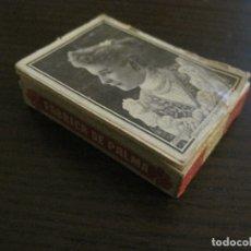 Cajas de Cerillas: CAJA DE CERILLAS-FABRICA DE PALMA-HACIENDA PUBLICA-ANTIGUA-VER FOTOS-(V-16.281). Lote 158747610